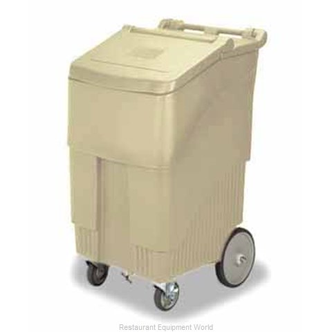 Continental 9720BE Ice Bin Chest Mobile