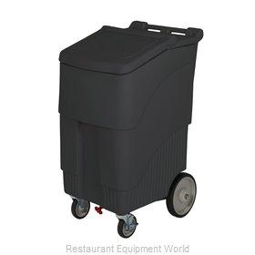 Continental 9720BK Ice Bin / Ice Caddy , Mobile