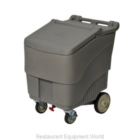 Continental 9725GY Ice Bin / Ice Caddy , Mobile