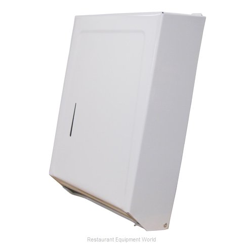 Continental 990W Paper Towel Dispenser (Magnified)