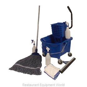 Continental BCVP Mop Bucket Wringer Combination