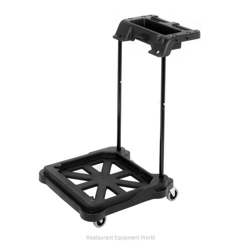Continental MFT-5BK Dolly Cart Basket Transport Trolley
