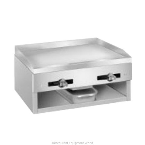 Comstock Castle 1024 Griddle Counter Unit Gas