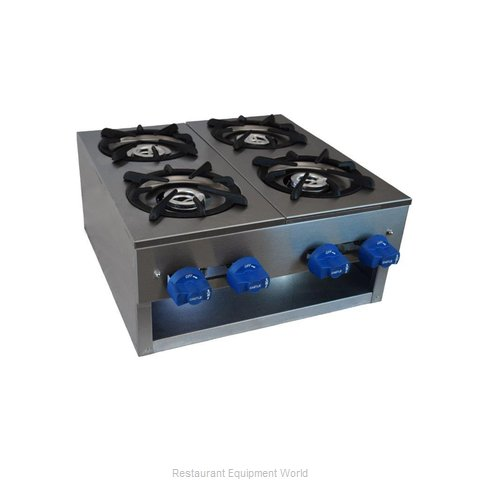 Comstock Castle 1092 Hotplate Counter Unit Gas