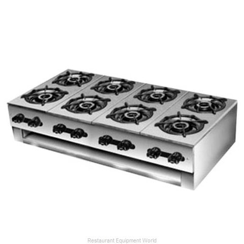 Comstock Castle 1094 Hotplate Counter Unit Gas