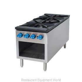 Comstock Castle 2CSP18 Gas Stock Pot Range