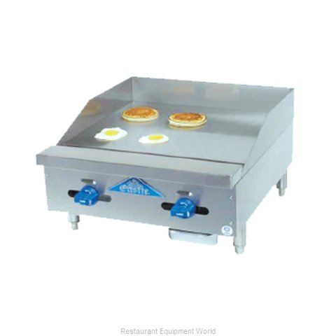 Comstock Castle 3224MG Griddle, Gas, Countertop