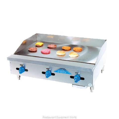 Comstock Castle 3242MG Griddle, Gas, Countertop
