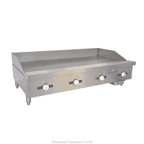 Comstock Castle 3248TG Griddle Counter Unit Gas