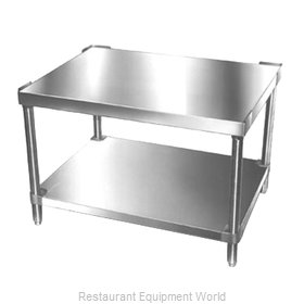 Comstock Castle 42DS-SS Equipment Stand, for Countertop Cooking