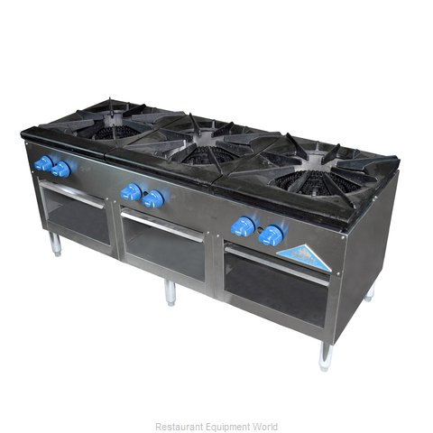Comstock Castle CSP54 Gas Stock Pot Range