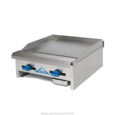 Comstock Castle EG24 Griddle Counter Unit Gas