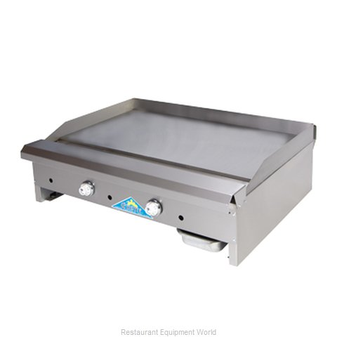 Comstock Castle EG30-T Griddle, Gas, Countertop (Magnified)