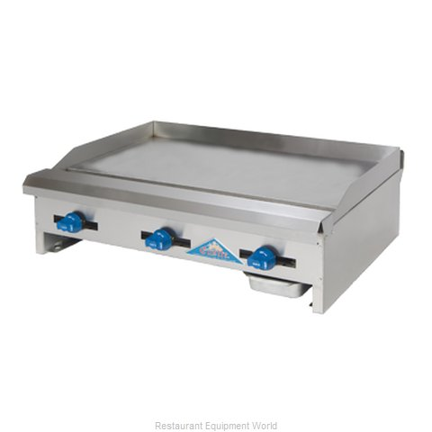 Comstock Castle EG48 Griddle Counter Unit Gas