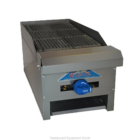 Comstock Castle ERB12 Charbroiler Gas Counter Model