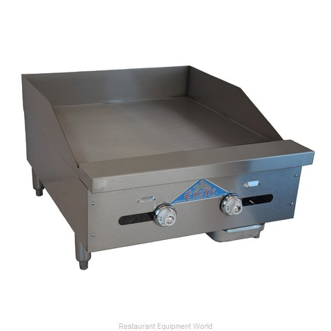 Comstock Castle FHP24-24T Griddle, Gas, Countertop
