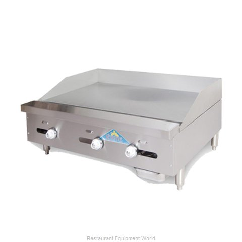 Comstock Castle FHP72-72T Griddle Counter Unit Gas