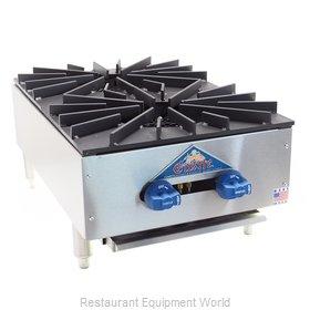Comstock Castle KFHP18 Hotplate, Countertop, Gas