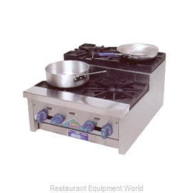 Comstock Castle SUFHP24 Hotplate, Countertop, Gas