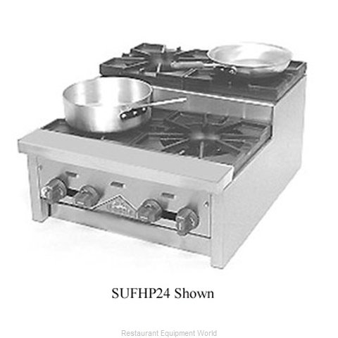Comstock Castle SUFHP48 Hotplate, Countertop, Gas