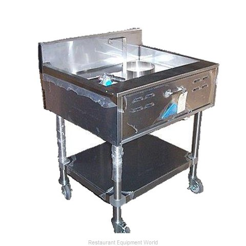 Comstock Castle TS2941SF Donut Fryer