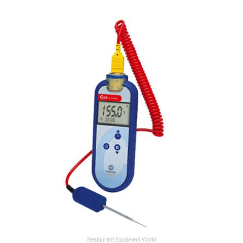 Comark Fluke C28/P11 Thermometer, Thermocouple (Magnified)