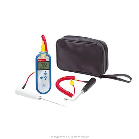 Comark Fluke C28/P7 Thermometer, Thermocouple (Magnified)