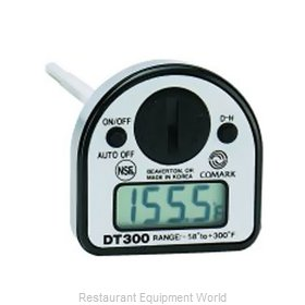 Comark Fluke DT300 Thermometer, Pocket