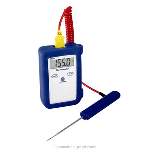 Comark Fluke KM28KIT Thermometer, Thermocouple