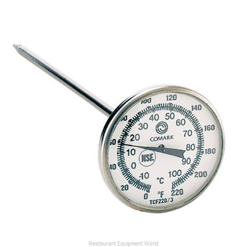 Comark Fluke TCF220/3 Thermometer, Pocket
