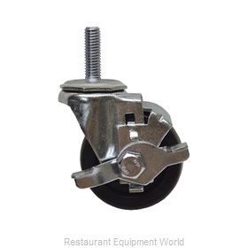 Component Hardware CLT3-3BBN Casters
