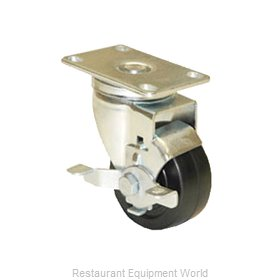 Component Hardware CMP1-3KBN Casters