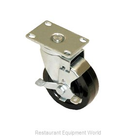 Component Hardware CMP1-4KBN Casters