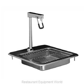 Component Hardware K27-1000 Glass Filler Station with Drain Pan