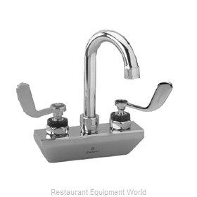 Component Hardware KL45-4102-SE4 Faucet Wall / Splash Mount