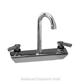 Component Hardware KL45-8100-RE1 Faucet Wall / Splash Mount