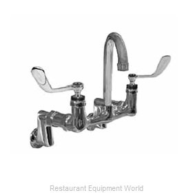 Component Hardware KL54-1102-RE4 Faucet Wall / Splash Mount