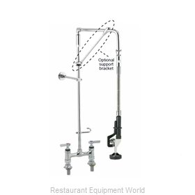 Component Hardware KL66-5032-18 Pre-Rinse Faucet Assembly