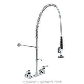 Component Hardware KLP53-10L4-BS Pre-Rinse Faucet Assembly