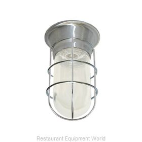 Component Hardware L55-1024-CSA Light Fixture, for Exhaust Hood