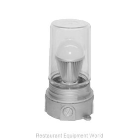 Component Hardware VXS-LEDN10PC Light Fixture, for Refrigeration