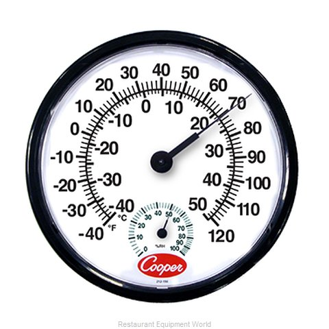 Cooper Atkins 212-150-8 Thermometer Window Wall Ambient