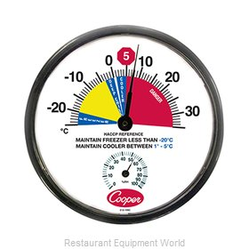 Cooper Atkins 212-159C-8 Thermometer Refrig Freezer