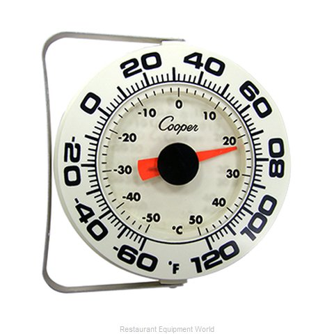 Cooper Atkins 255-06-1 Thermometer, Window Wall