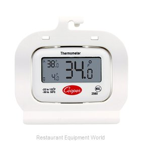 Cooper Atkins 2560 Thermometer, Refrig/Freezer