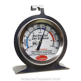 Cooper Atkins 25HP-01-1 Thermometer, Refrig/Freezer