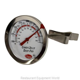 Cooper Atkins 322-01-1 Thermometer, Deep Fry / Candy
