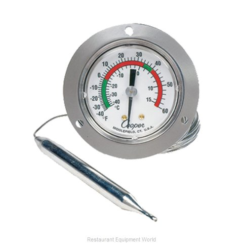 Cooper Atkins 6142-58-3 Thermometer (Magnified)