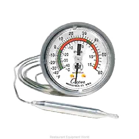 Cooper Atkins 6742-19-3 Thermometer (Magnified)
