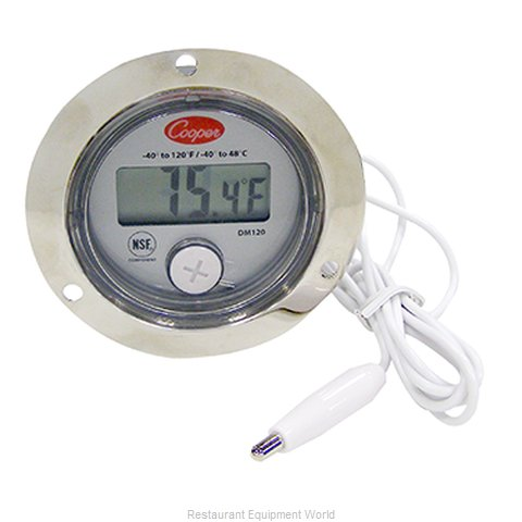 Cooper Atkins DM120S-0-3 Electric Panel Thermometer